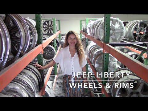 Factory Original Jeep Liberty Wheels & Jeep Liberty Rims – OriginalWheels.com