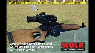 WOLF PERFORMANCE ARMS VEPR CENTERFIRE RIFLE https://www.facebook.com/pages/Wolf-Performance-Ammunition-Arms-and-Optics/632860783461419 Here we are again, but...