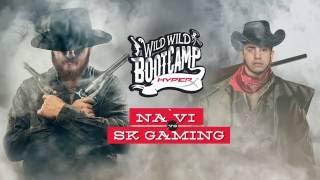 Na'Vi vs SK, game 2