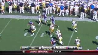 Akeem Ayers vs Kansas state vs Kansas State ()