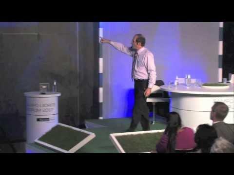Make money by going Green - innovation in sustainability keynote speaker