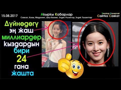 Дүйнөдөгү эң жаш миллиардер Кыз 24 жашта | Сайтка Саякат | 16.08.17