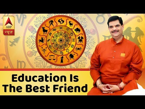 Quotes about friendship - Aaj Ka Vichaar: Education Is The Best Friend  ABP News