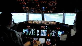B737NG FBPT Take Off - St. Maarten