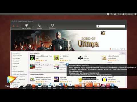 Watch 'Ubuntu Linux : Maquiller votre Ubuntu en Mac'