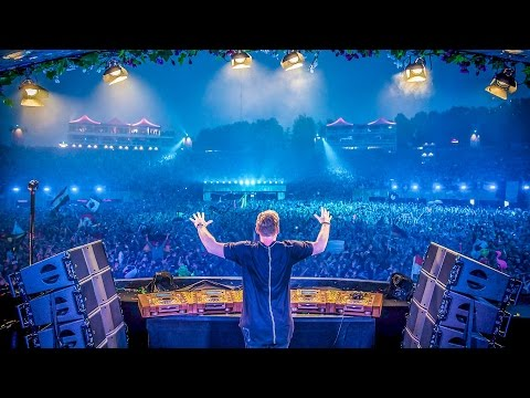 Hardwell – Live at Tomorrowland 2015