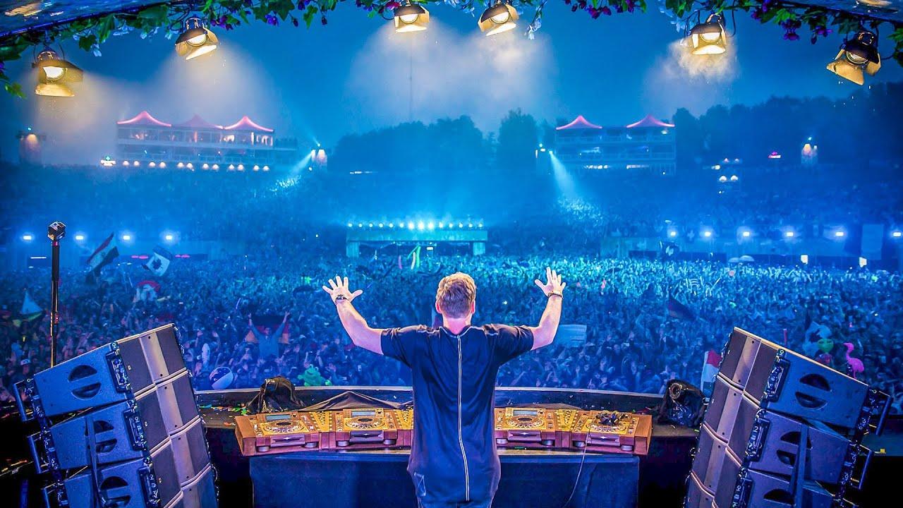 Hardwell - Live @ Tomorrowland Belgium 2015