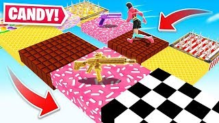 Candy BOARD GAME For Your Loot in Fortnite!