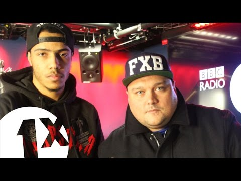 Fire In The Booth – AJ Tracey