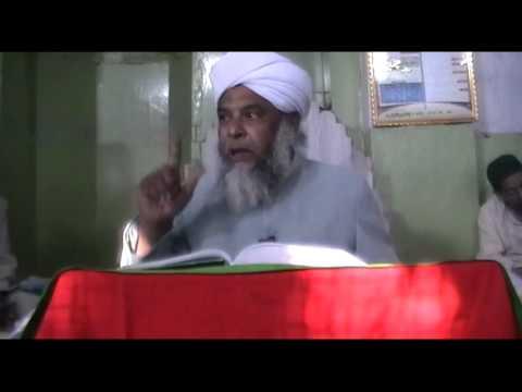 Dars e Quran By Dr Hafiz Shaikh Ahmed Mohiuddin Sharfi Sahab - 9th March 2014