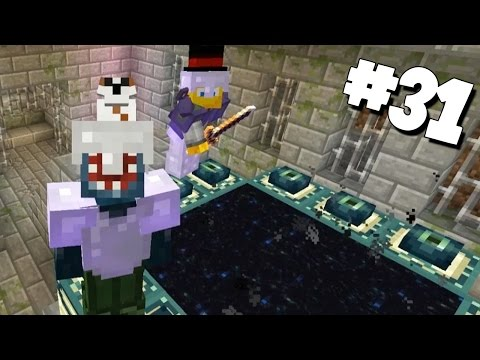 Minecraft - Boss Battles - End Portal! [31]