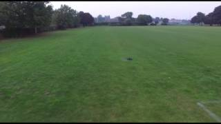 This phantom 3 standard drone chasing a thunder tiger pro 21 which Is capable of doing well over 50MPH. Please give a thumbs...