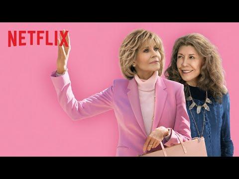 Grace et Frankie : Saison 5 | Bande-annonce VOSTFR | Netflix France