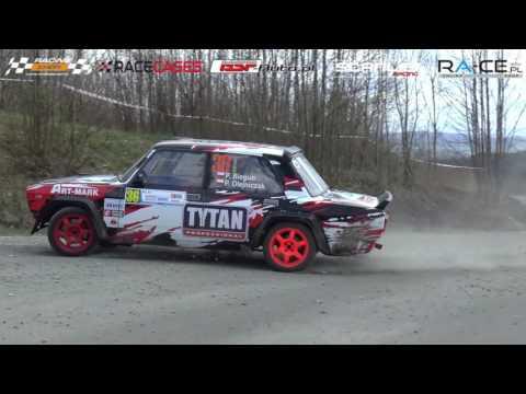 45 Rajd Świdnicki Krause 2017 - Action by MaxxSport I etap