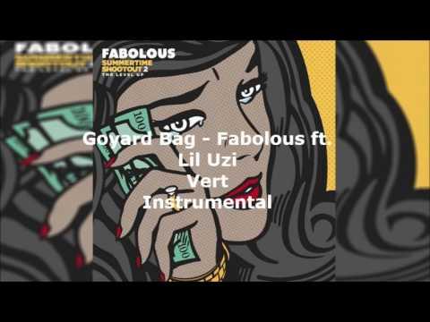 Download Goyard Bag - Fabulous ft. Lil Uzi Vert(flp)(instrumental0 MP3