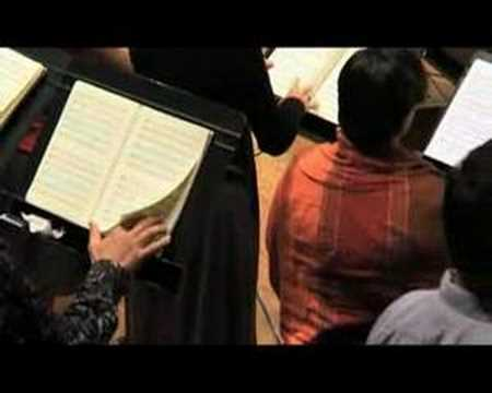 Accentus, Laurence Equilbey - Dvorak, Stabat Mater (Brigitte ENGERER, piano - 2008)