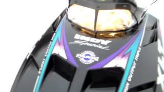 4. 1998 Polaris Indy XLT Special 600 Triple