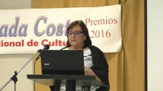 Conferencia Carmen Tello Circuito cultural Álmuñecar Diciembre 2016