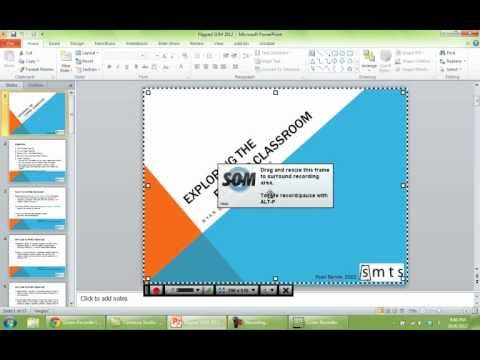 Screencast O Matic.com - This tutorial demonstrates how you can use Screencast-o-matic to create screen capture videos which you can use for lectures. This video has been created by ...