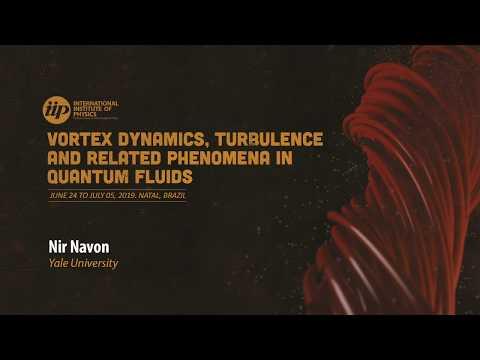 Matter-wave turbulence in quantum gases - Nir Navon