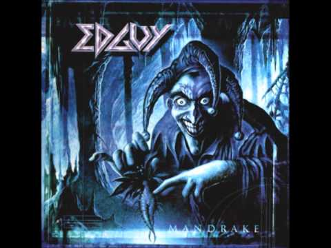 Edguy - Tears Of A Mandrake (видео)