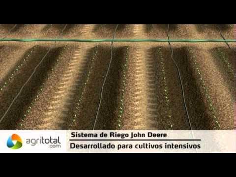 Sistema de Riego John Deere