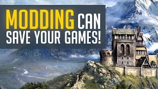 Modding Extends the Lifetime of Your Game!