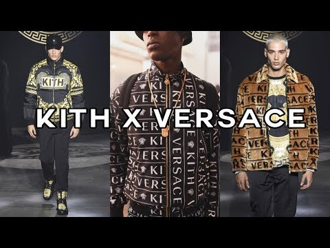 KITH x VERSACE (BEST COLLAB OF 2019?)