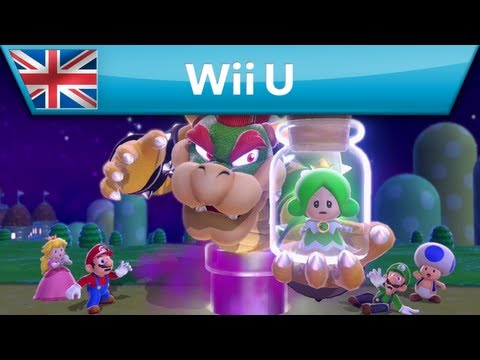 new Wii u - Official Store: http://store.nintendo.co.uk/games-wii-u/super-mario-3d-world/10848316.html?utm_source=youtube&utm_medium=youtube&utm_campaign=supermario3dwor...