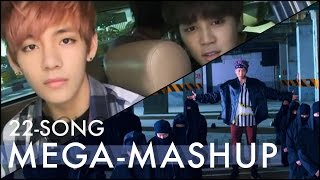 """Video """"(NOT) TODAY"""" – K-POP MEGA MASHUP [22 Songs, 10K Subscriber Special] MP3, 3GP, MP4, WEBM, AVI, FLV Juli 2018"""