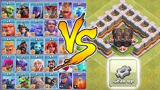 Video ALL TROOPS VS. GEARED UP CANNON!! | WHO WILL WIN!?! | Clash Of Clans MP3, 3GP, MP4, WEBM, AVI, FLV Agustus 2017