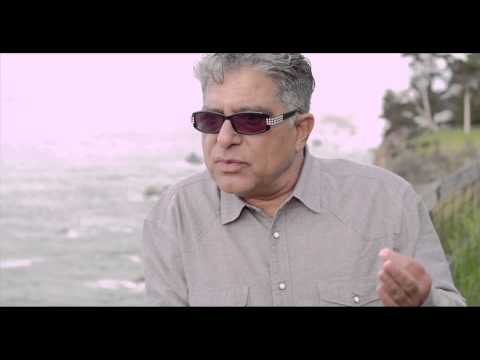 Deepak Chopra on Consciousness, Transcendence, Pain & Suffering
