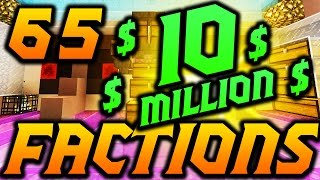 "Minecraft Factions VERSUS: Episode 65 ""QUEST TO 10 MILLION $$$!"""