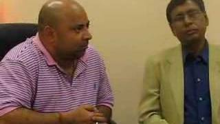 US-Asia Business forum interviewed in Bengali