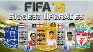 FIFA 15's BIGGEST UPGRADES! - Everton&Liverpool - Fifa 15 Predictions - Lallana, Sterling&More