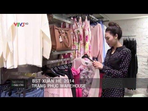 Thời trang và cuộc sống VTV3 05042014 Tư vấn thay đổi phong cách cho 2 mẹ con