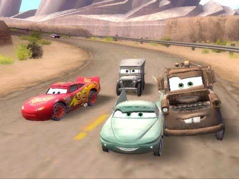 dibujos de carros - Coches carreras dibujos animados para niños.