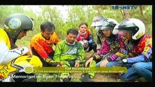 EPISODE dr. RYAN THAMRIN Mengendarai TRAIL di KOTA BATU MALANG - DR. OZ. 6 Agustus 2017