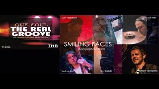 SMILING FACES BAND LIVE ACID JAZZ GROOVE