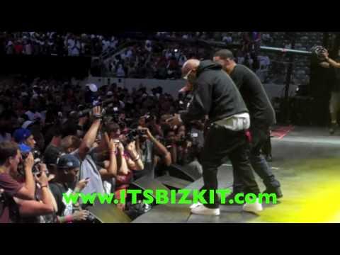 ItsBizkit.com Presents Drake Performing Live At Hot 97 Summer Jam 2010