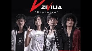 Video Zivilia - Sayonara - LIRIK MP3, 3GP, MP4, WEBM, AVI, FLV April 2018