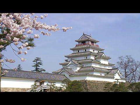 【HD】福島県 鶴ケ城址 (会津若松城) – がんばれ東北!