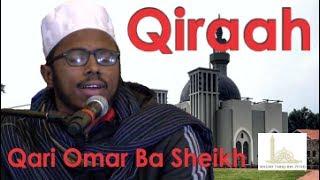 Qiraahby Qari Omar Ba Sheikh