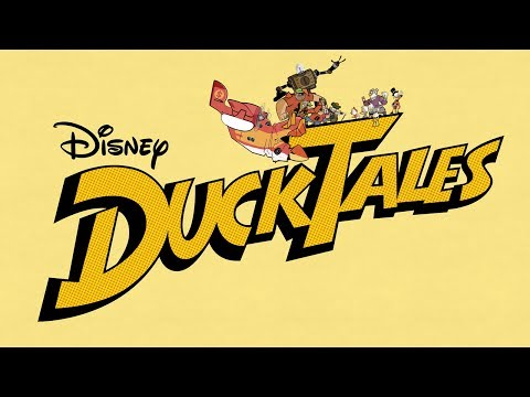 The new DuckTales theme song opening is here!