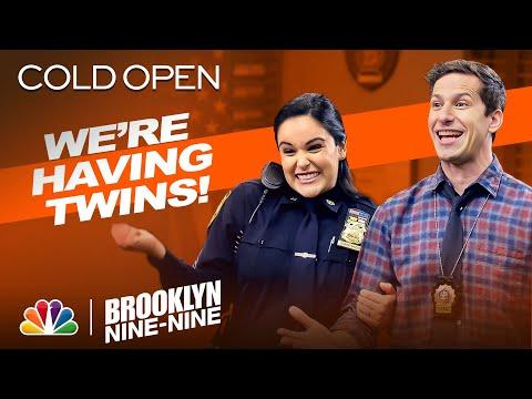 Cold Open: Jake and Amy Make Boyle Faint - Brooklyn Nine-Nine