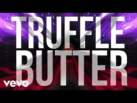 Nicki Minaj Ft. Drake & Lil Wayne  - Truffle Butter (Lyric Video)