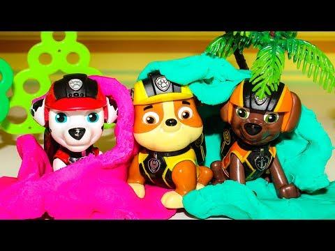 Сборник Щенячий патруль все серии подряд Мультики для детей Развивающие мультфильмы про Paw Patrol (видео)