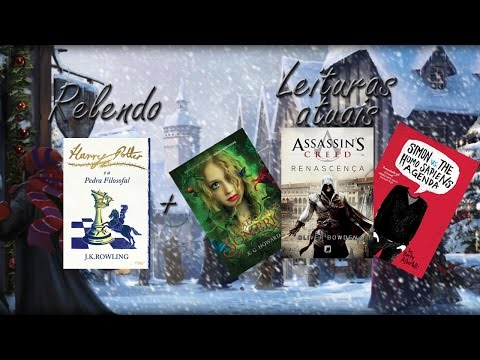 #32 - RELENDO HARRY POTTER + LEITURAS ATUAIS | Victor Marques
