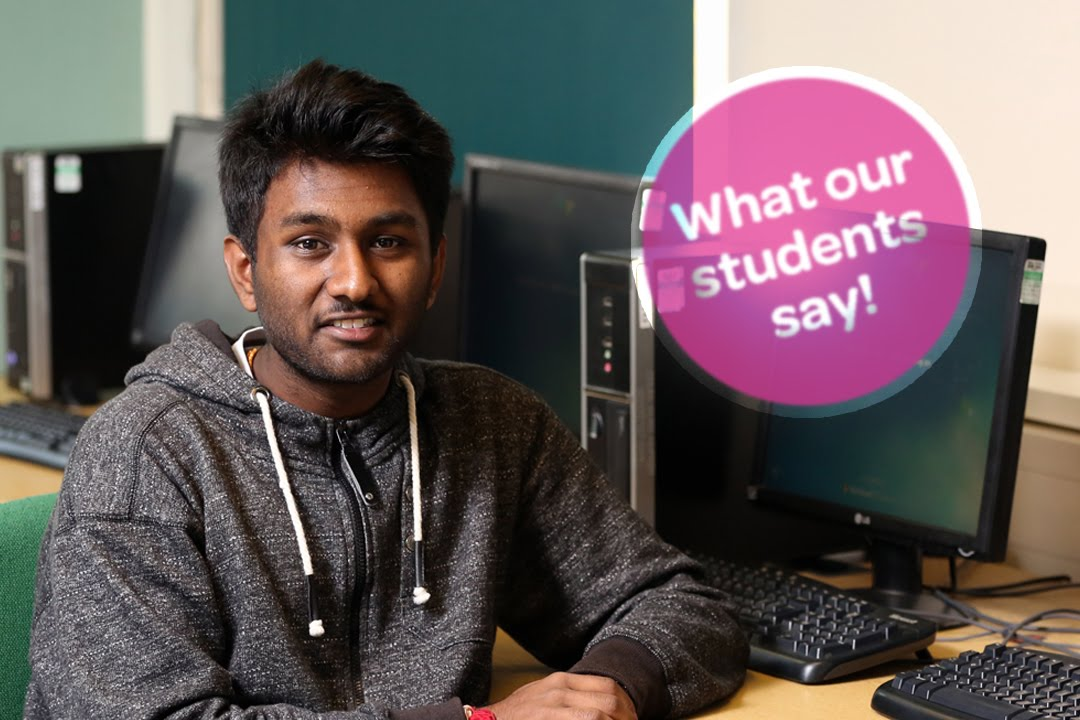 CAVC: What our students say - IT
