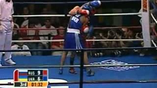 Video Vasyl Lomachenko vs Albert Selimov - World Boxing Championships Chicago 2007, Final 57 kg MP3, 3GP, MP4, WEBM, AVI, FLV Oktober 2018